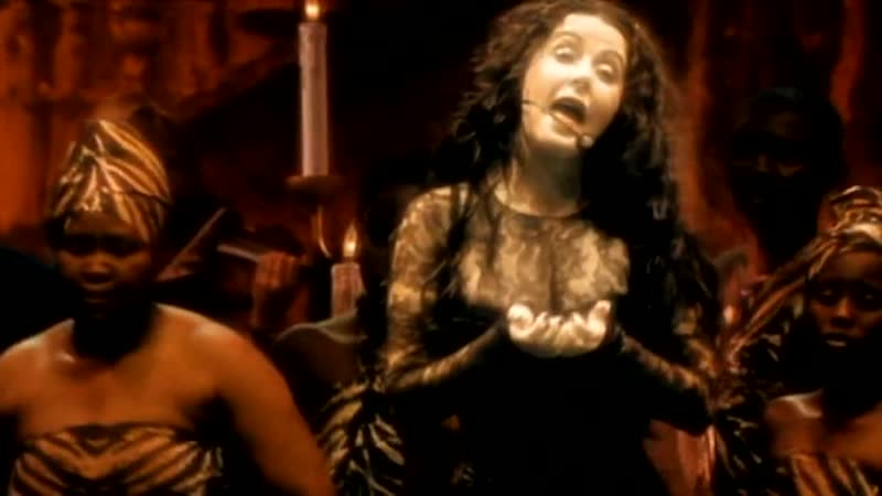 Sarah Brightman – «Deliver Me» - (Widescreen Clip * HD *1999)