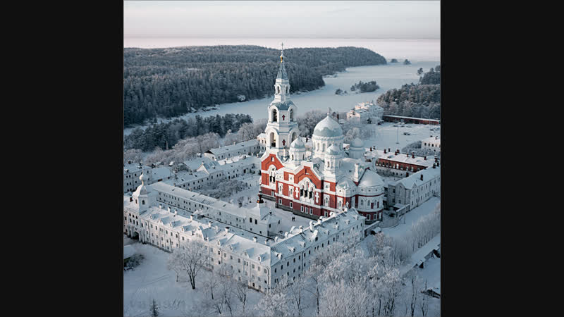 All Night Vigil Valaam Monastery