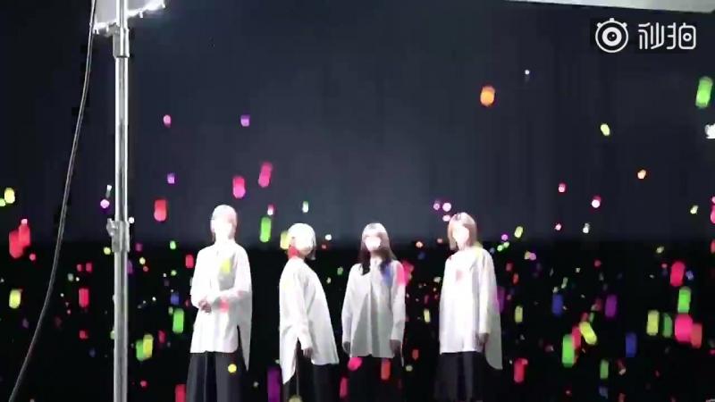 欅坂46 7单『アンビバレント』特设网页公开!封面拍摄making movie公开! 日后将有更多内容公开!