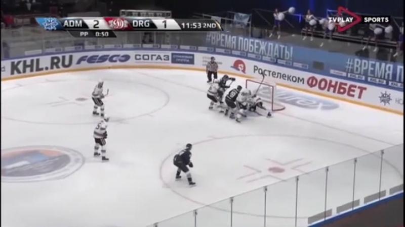 11/КХЛ/Адмирал-Динамо Р 2:3 Б/19.09.18.