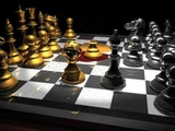 Death Metal - 3D Chess Animation