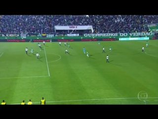 Chapecoense 0 x 1 Corinthians - Melhores Momentos (Globo 60fps) Copa do Brasil 1