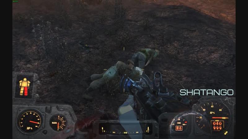 Fallout 4 Стрелки суицидники