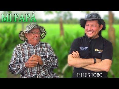 ¡MARAVILLOSO! EL PAPÁ DEL PADRE LUIS TORO EN VIVO