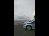 Пожар возле магазина Лилия (Шевченко 62а)