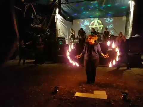 R.I.F. - Кони Люцифера Фаершоу (ANARCHY ATOM FEST 2018, 13.07.2018)