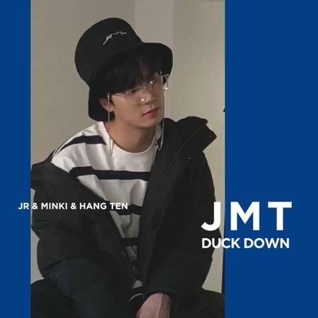 NU' HANG TEN 뉴이스트W SPECIAL EVENT JMT DUCK DOWN 구매하시는 모