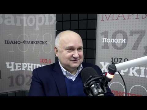 Ігор Смешко про російську агресію, воєнний стан, Томос, справу Ющенка та сучасну розвідку