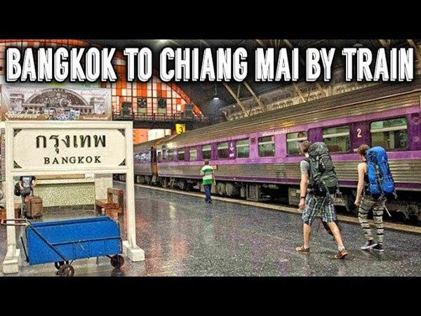 Bangkok to Chiang Mai by Train Review