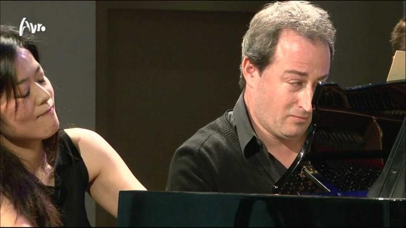 Ravel: Pavane pour une infante défunte Ma mère l'oye, quatre mains