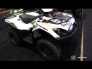 2018 Kawasaki Brute Force 750 ATV - Walkaround - 2017 Toronto ATV Show