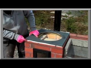 Финская печь для самостоятельной сборки - vk.com/tricks_lf