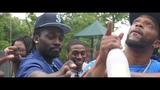 Tee da Hoodlum x Yung King Fabiio x Top Dolla - 60 Niggaz (Hood Day Video)