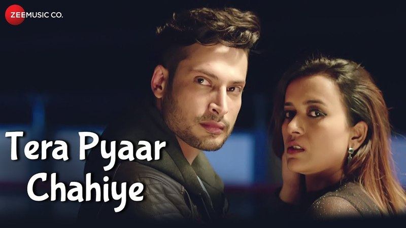 Tera Pyaar Chahiye - Official Music Video | Enbee : Chapter One | Enbee Raahi