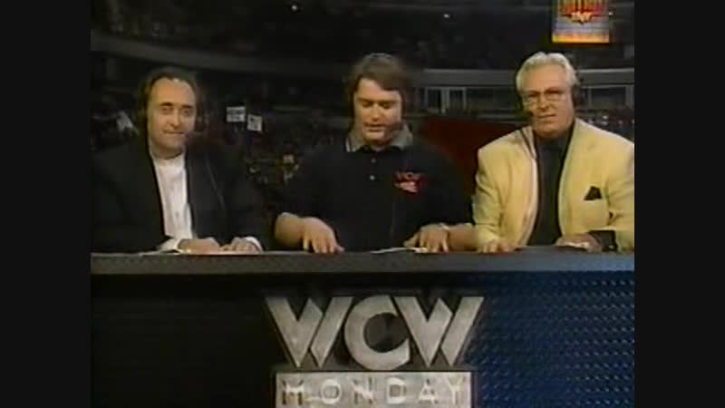 WCW Monday Nitro 12-10-98