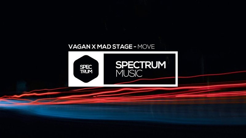 Vagan x Mad Stage - Move [BASS HOUSE]