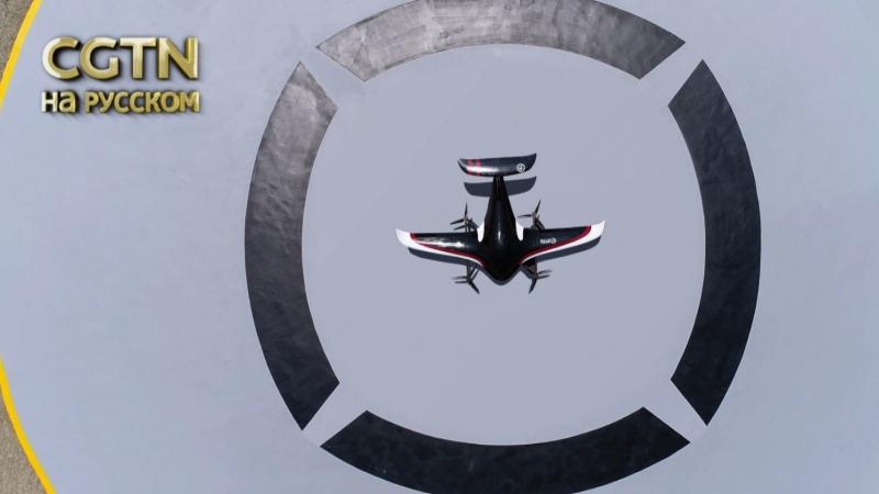 В Китае начали официально использовать логистические летающие беспилотники