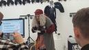 Тотальный диктант-2019. Бабуся Ягуся. 😊 Москва, галерея ЗДЕСЬ на Таганке