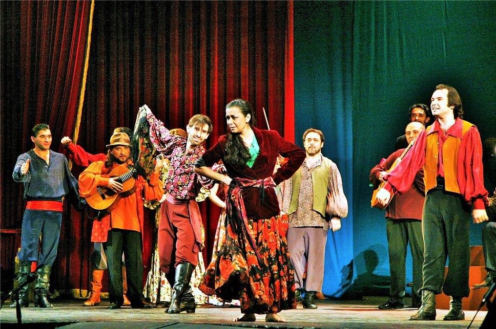 В театре «Ромэн» дадут «Графиню-цыганку»