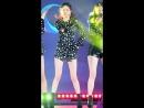 180408 한국 태국 여자배구 올스타 슈퍼매치 CLC 도깨비 유진 직캠 By 델네그로
