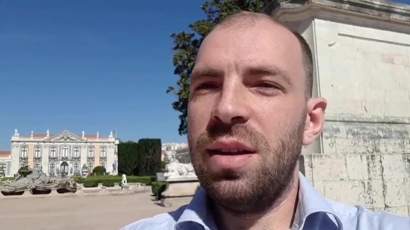 Видеоприглашение от Андрея Коробейникова