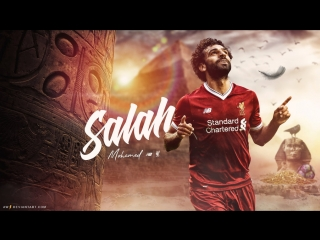 Mo Salah — PFA Player of The Year — 2017/2018
