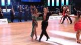 Andrey Gusev - Vera Bondareva RUS, Samba | WDSF GrandSlam Latin