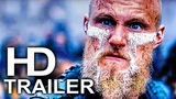 VIKINGS Mid Season 5 Trailer Comic Con 2018 (2018) History Series HD