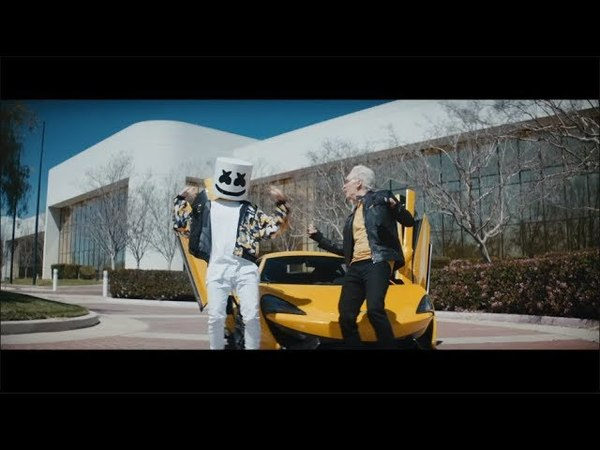 Marshmello Logic - EVERYDAY (Official Music Video)