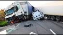 Жесть на дорогах крутая подборка аварий cool selection of accidents