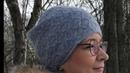комплект шапка бини и снуд Элегия спицамишкола вязания Светланы Ильичевой Вязание с изюминкой
