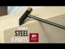 Amati Hammer Steel 6 parts