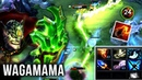 Wagamama EPIC Lion Trying MOST OP Hero of New Patch 7.20 1x Ultimate = 1x Instant Kill - WTF Dota 2