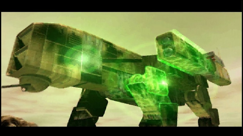 Tiberian Sun - Destroy Mammoth MK2 Prototype (NOD)