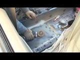 Ford Maverick ремонт пола