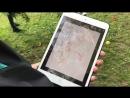 Пленэр на iPad в Таврическом саду