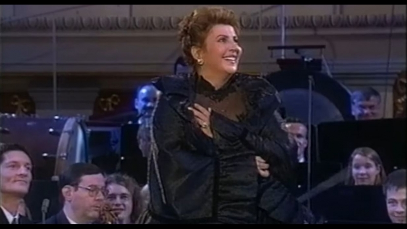 Echo Klassik, October 2000 - Maria Guleghina sings Vissi Darte from Tosca