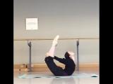 Отличное упражнение для спины.Svetlana Lunkina