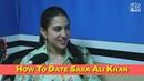 Malishka Ki Slam Book with Sara Ali Khan Sushant Singh Rajput Kedarnath