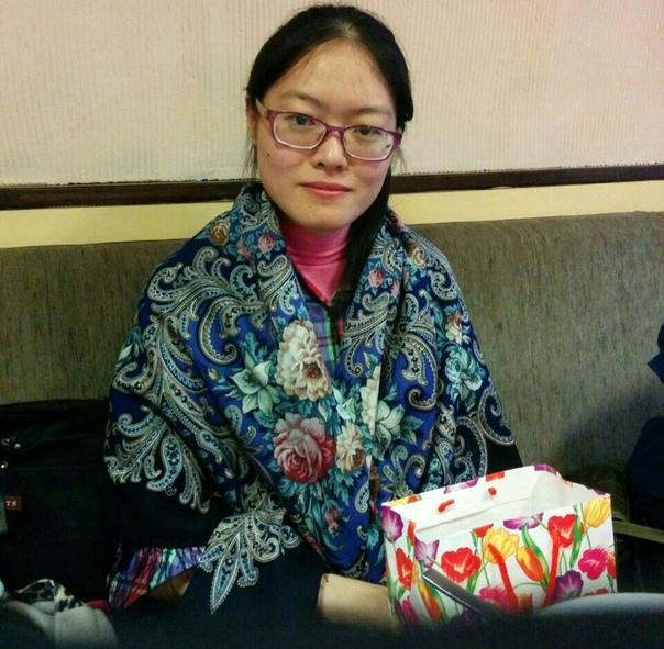 Рубцова читают в Китае