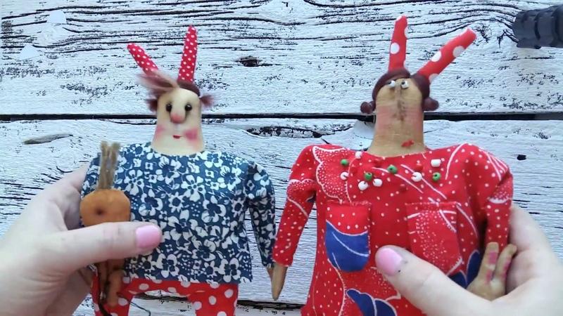 Новые куклы. Закрытый клуб рукодельниц. Примитивный мир.Стиль Боро.