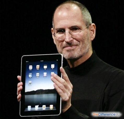 Разница между айпадом и ноутбуком Apple, с каждым годом совершенствуя свои планшеты, пытается не только вытеснить с рынка конкурентов, но и объединить для себя целые его сегменты. Когда-то Стив