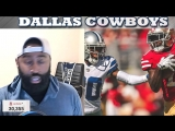 The Dallas Cowboys VS 49ers 2018 Game Review
