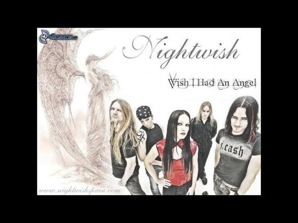 Nightwish Wish I had an Angel