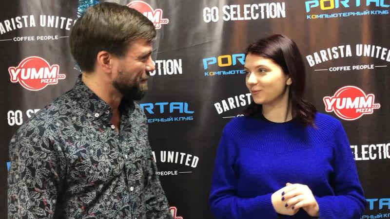 Интервью с DIEZEL на DMTV