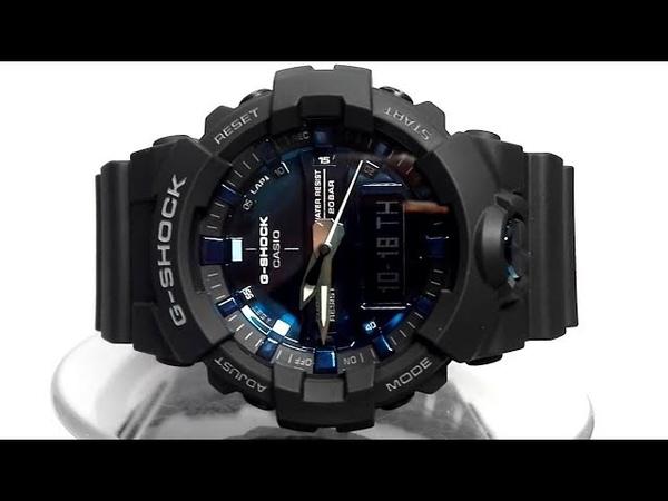 Casio G-Shock GA-810MMB-1A2 watch video 2018