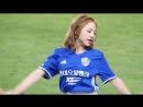 160720 Ulsan Hyundai vs. Incheon United OH MY GIRL - One step Two steps JinE fancam