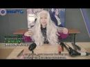 [Special] VCR с концерта Солы - Челлендж божественной завивки от Ён Сонэ [рус.саб]
