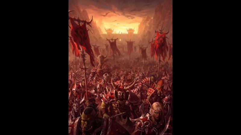Нападение на Штормград - D O O M H A M M E R vs Seventh Legion - 07.09.2018
