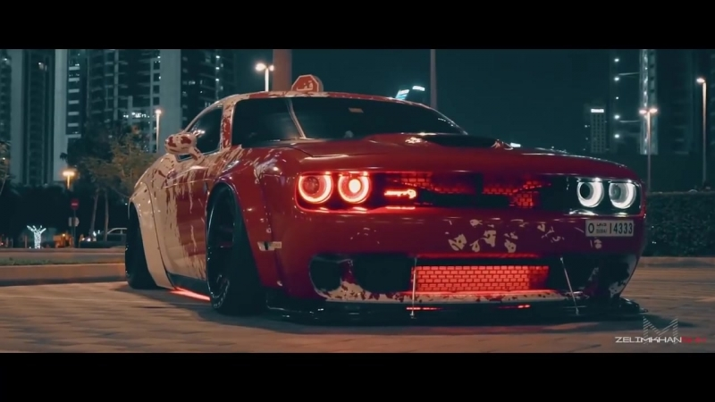 ACE Beats | Dodge Hellcat Challenger Showtime